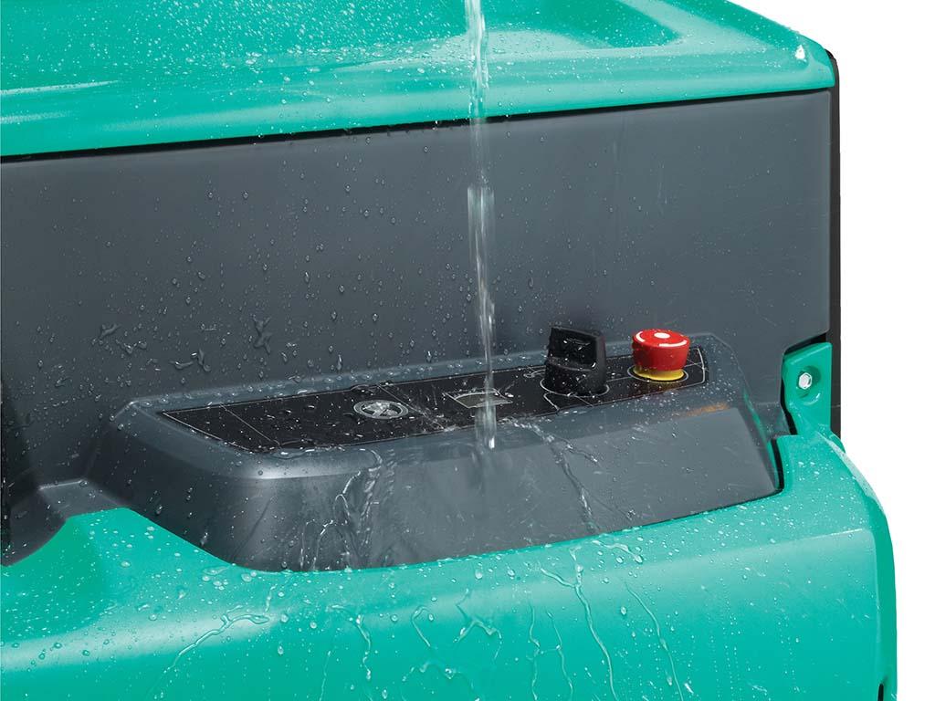 Waterdicht en stofdicht chassis