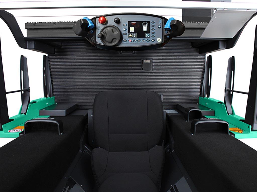 Excellente protection du moteur et des systèmes de direction