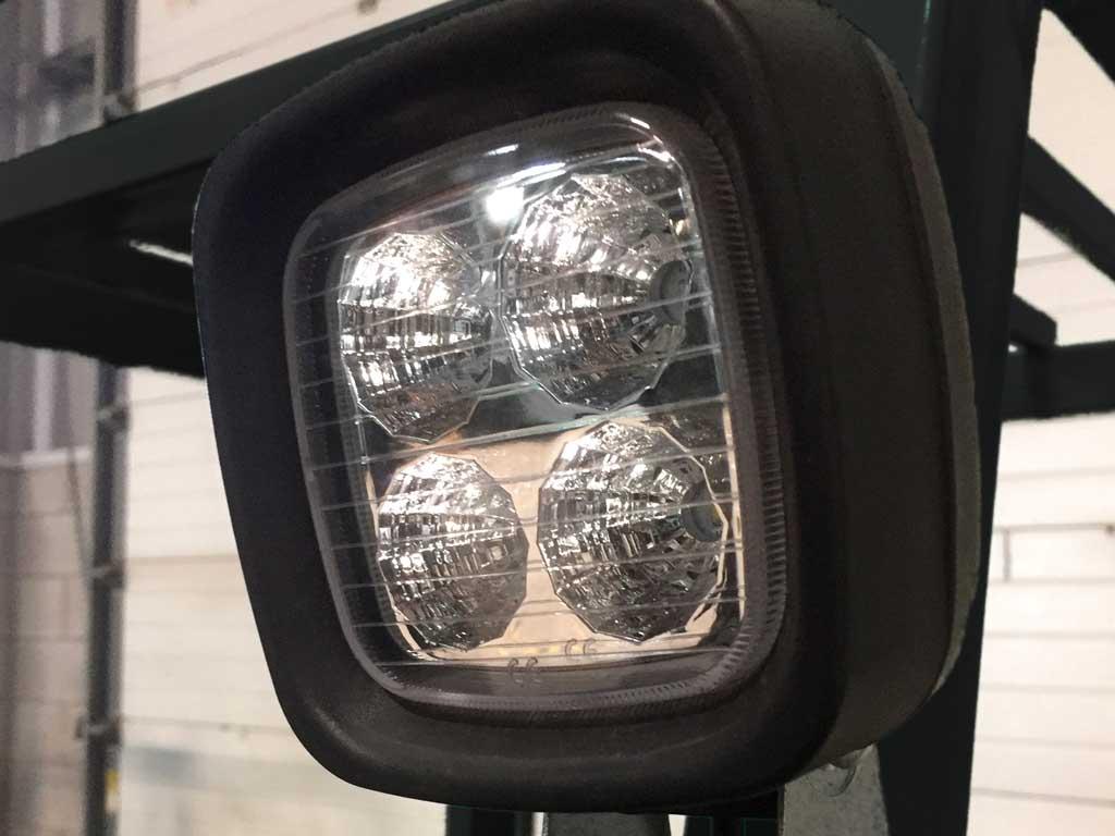 Automatische LED-verlichting