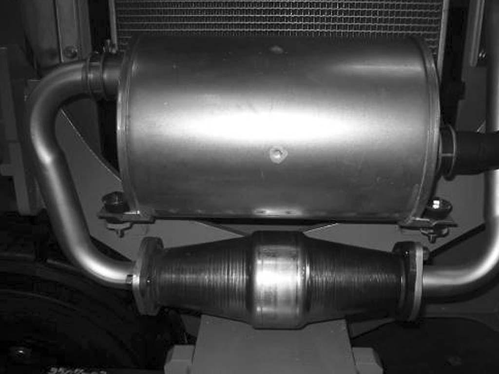 Driewegkatalysator (LPG)