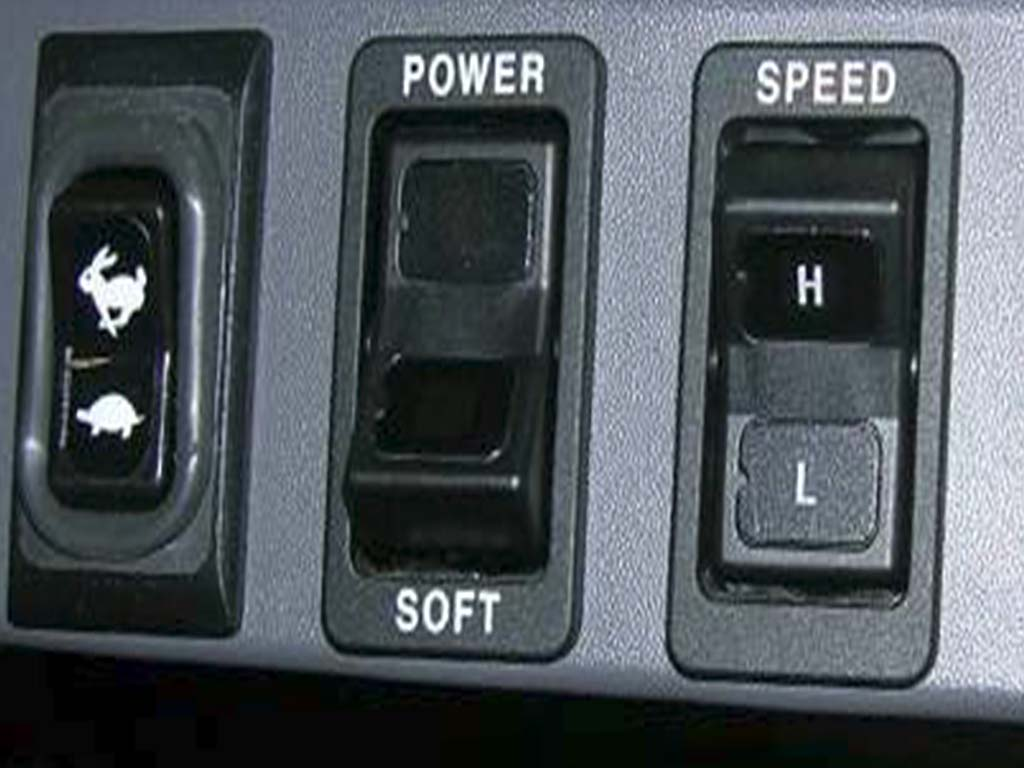 Elektronische snelheidsregeling
