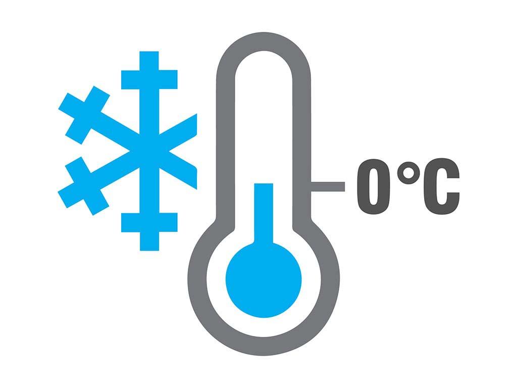 Standaard koelhuisuitvoering