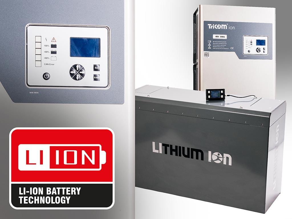 Lithium-ion accu