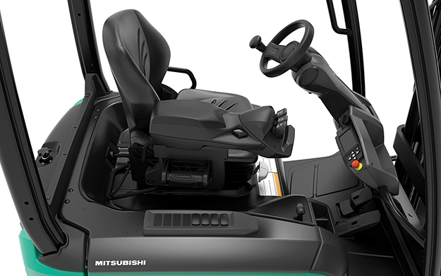 Highly adjustable armrest with progressive fingertip controls