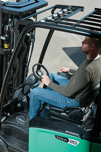 Highly responsive steering