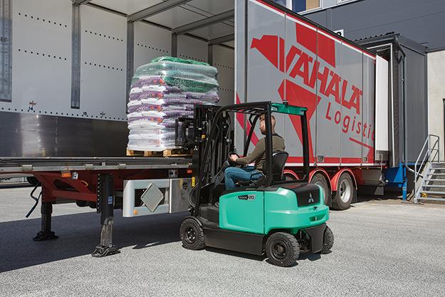 Load-sensing hydraulic system