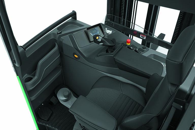 Multifunctional Ergologic Joystick and mini steering wheel
