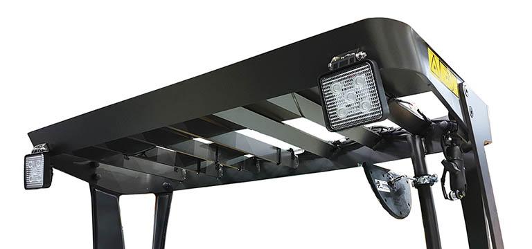 LED-arbejdslys